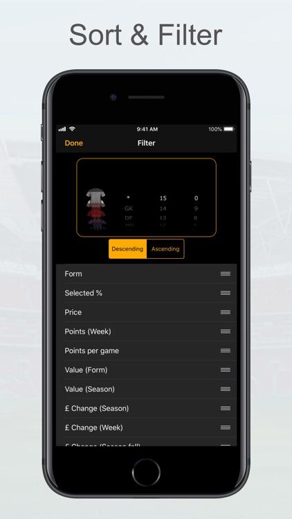 FPL Fantasy Football Manager screenshot-8