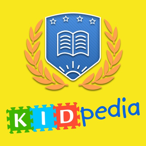 Kids' First English Alphabet