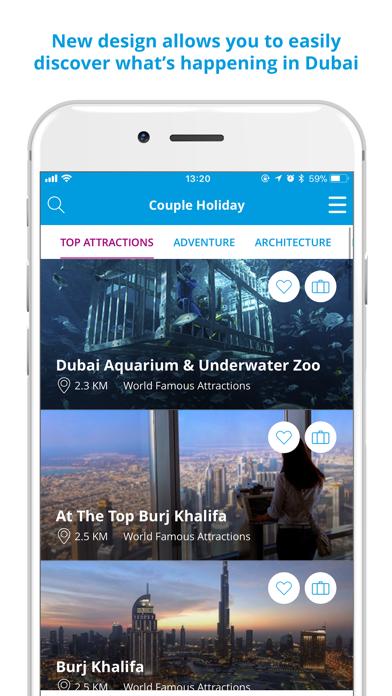 Visit Dubai screenshot one