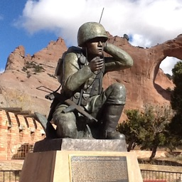 Navajo Code Talkers Language