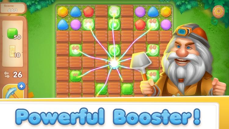 Gem Crush - Match 3 Puzzle screenshot-0