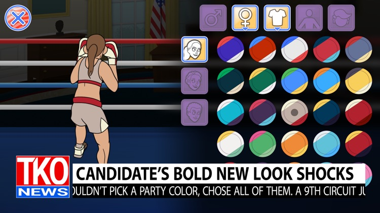Election Year Knockout screenshot-3