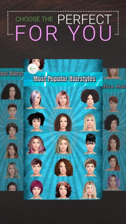 Perfect Hairstyle-Women & Men