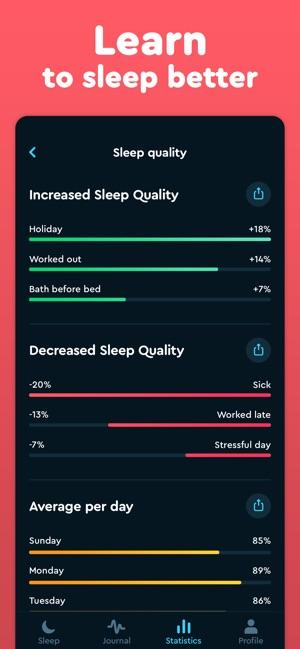 Sleep Cycle: smart alarm clock on the App Store