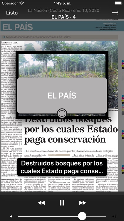 Quiosco Grupo Nación screenshot-4