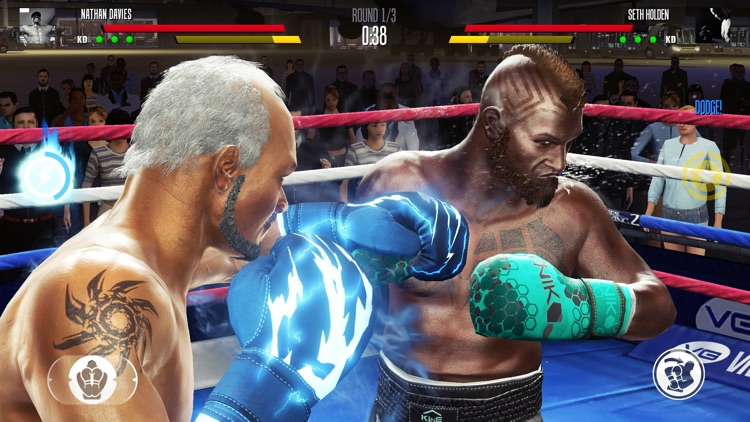 Real Boxing 2 screenshot-6