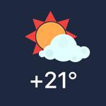 iПогода - Погода на иконке на пк