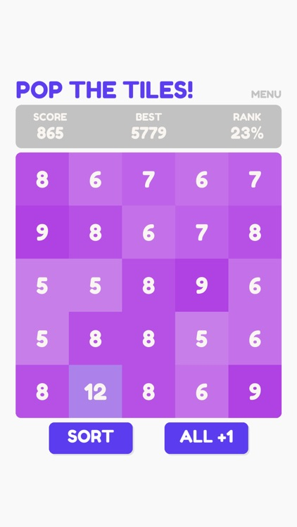 Pop the Tiles: Top Puzzle Game screenshot-6