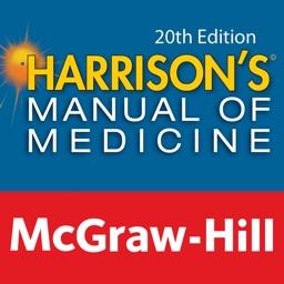 Harrison's Manual of Med. 20/E