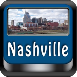 Nashville   Offline Map Guide