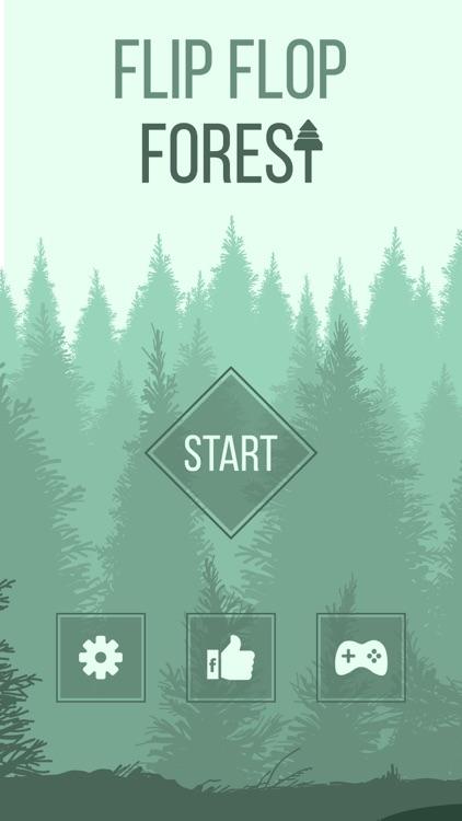 Flip Flop Forest Swipe Block screenshot-4