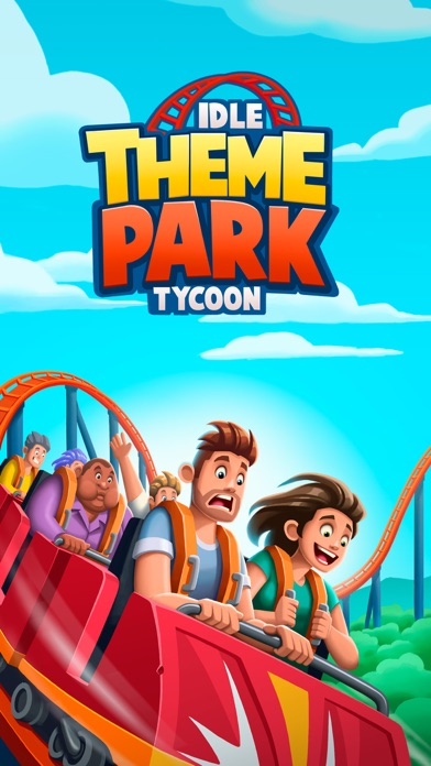 Idle Theme Park - Tycoon Game Screenshot 1