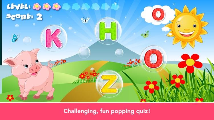 123 Bubble Kids Learning Games screenshot-6