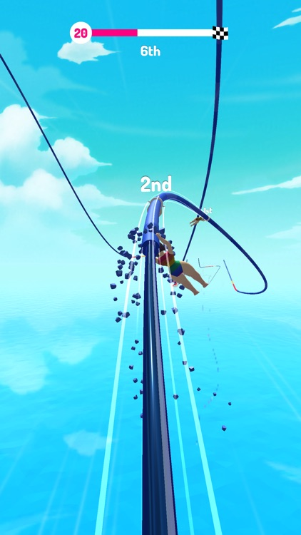Zipline 3D screenshot-4
