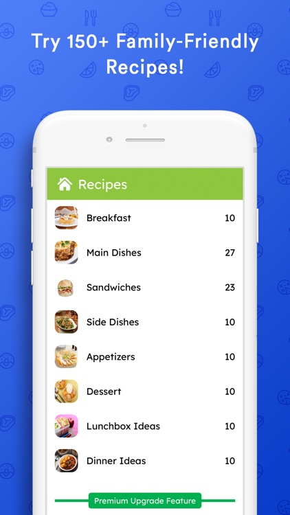 MealTastic II - Meal Planner screenshot-3