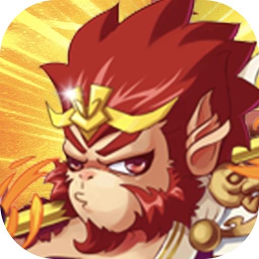 Monkey King Enter Palace
