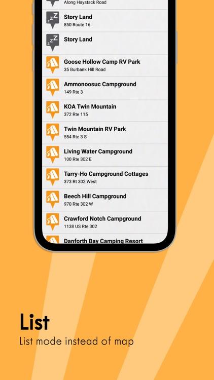 Camper's Helper screenshot-3