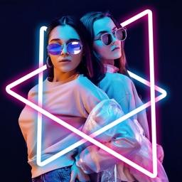Neon Photo Editor