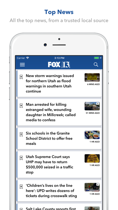 Top 10 Apps like FOX Carolina News for iPhone & iPad