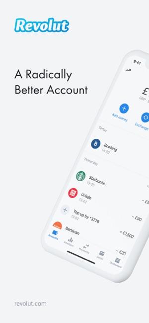 Revolut - Radically Better on the App Store