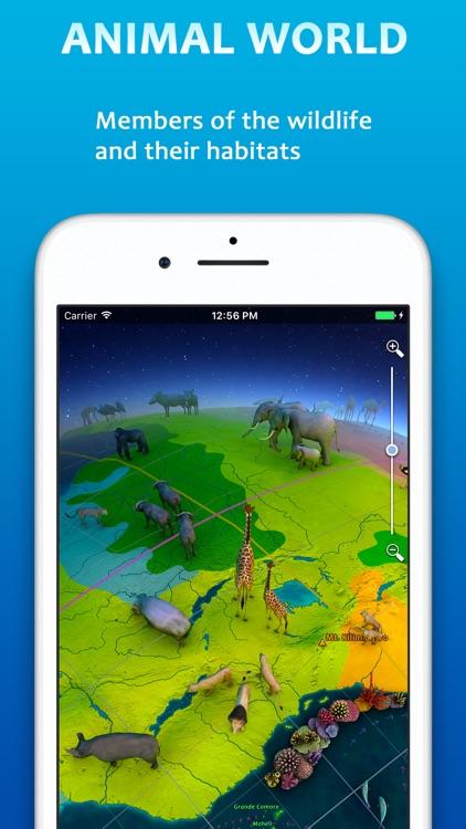 Earth 3D - World Atlas screenshot-5