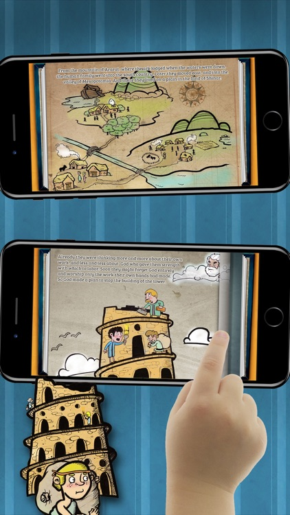 Bible Stories Collection screenshot-3
