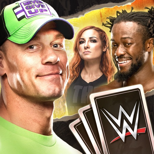 WWE SuperCard Update Brings New Cards and Rarity Level