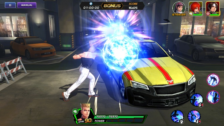 The King of Fighters ALLSTAR screenshot-3