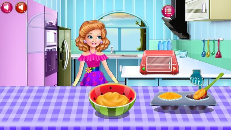 Cooking Game,Sandra's Desserts screenshot-4