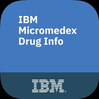 IBM Micromedex IV Comp  on the App Store