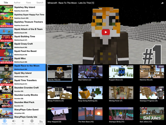 Mineflix Free - YouTube Videos for Minecraft screenshot