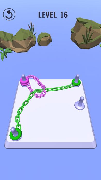 Go Knots 3Dのおすすめ画像6