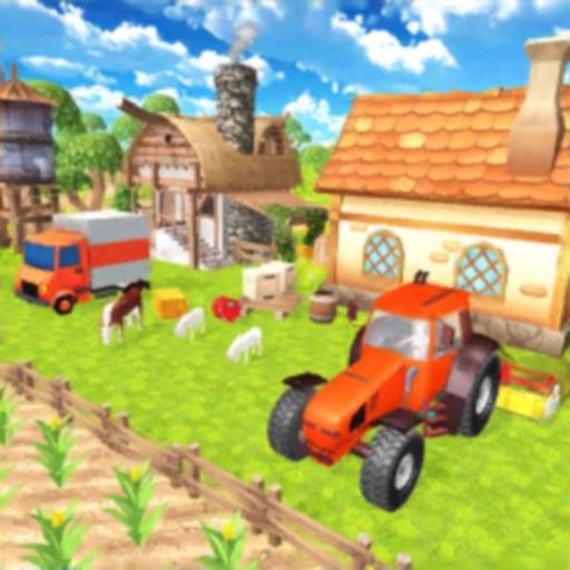 Little Happy Farm Town