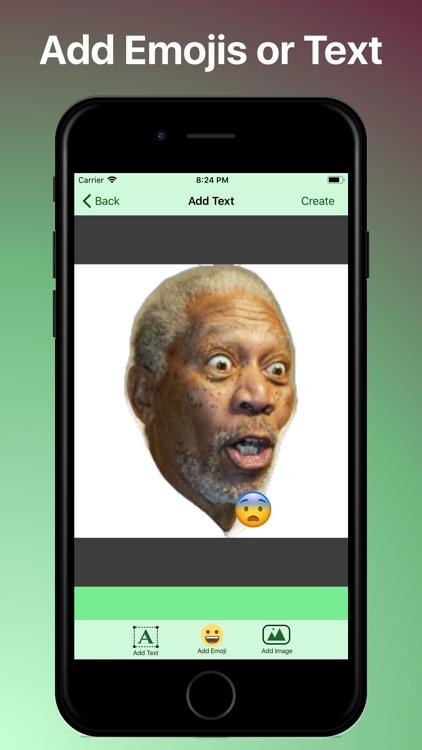 WhatSticker - Sticker Creator screenshot-4
