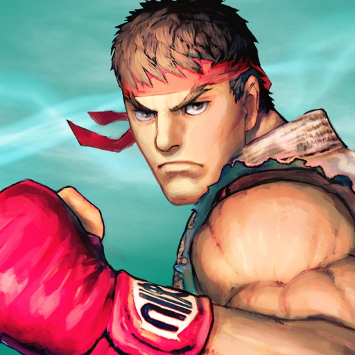 Street Fighter IV CE icon