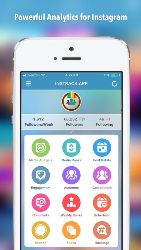 instrack pro apk free download