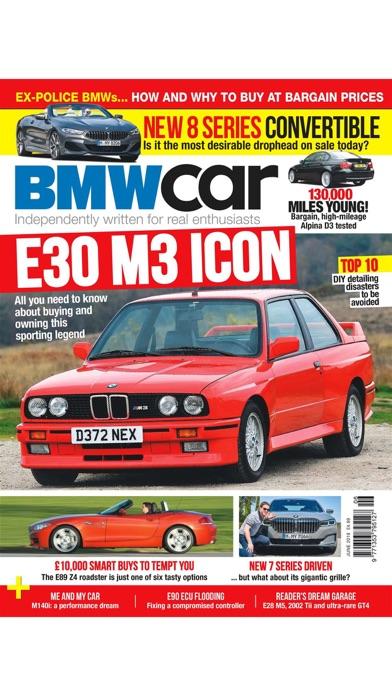BMW Car screenshot 1