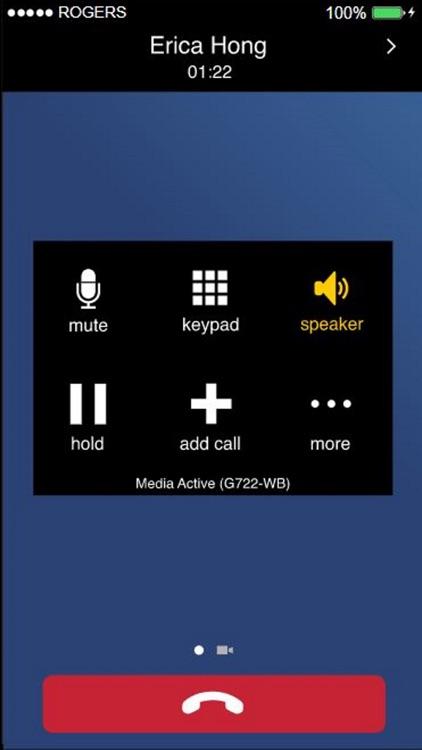 Softphone i91 Pro screenshot-3