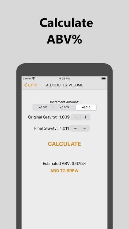 Brew Tracker screenshot-5