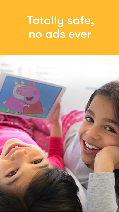 Screenshot for Noggin Preschool Learning App in United States App Store