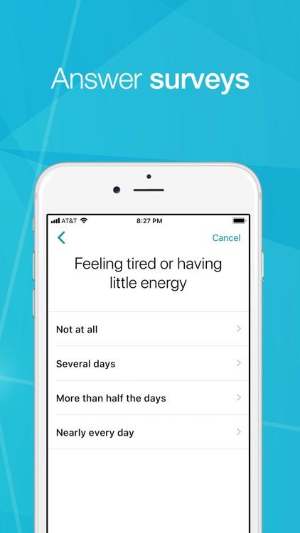 Voice My Health screenshot-4