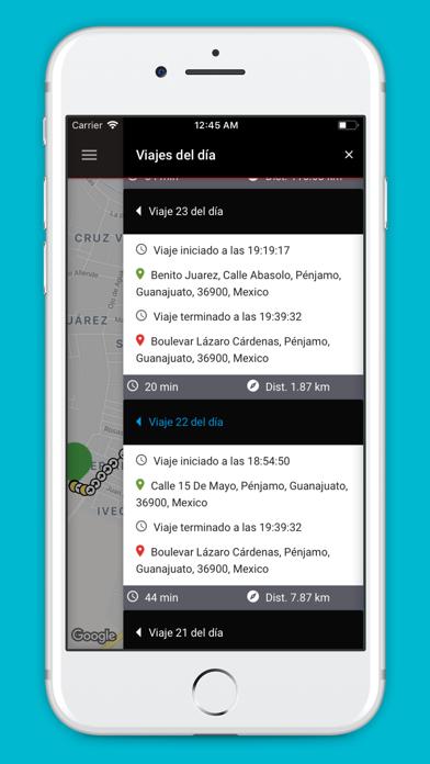 GPS OnlineCaptura de pantalla de5