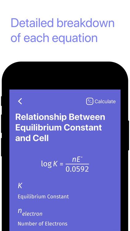 Chemistry Reference screenshot-3