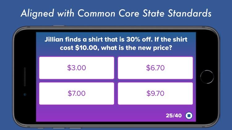 5th Grade Math Testing Prep screenshot-3