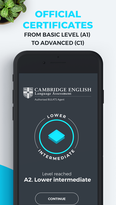 Screenshot for ABA English - Learn English in United States App Store