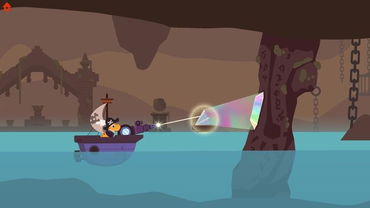 Dinosaur Pirates - Kids Games screenshot-4