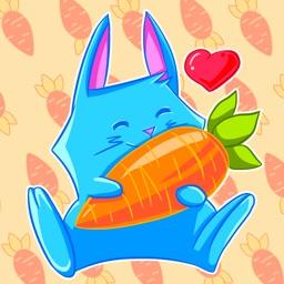 Blu the Bunny