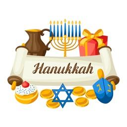 Hanukkah Stickers Pack