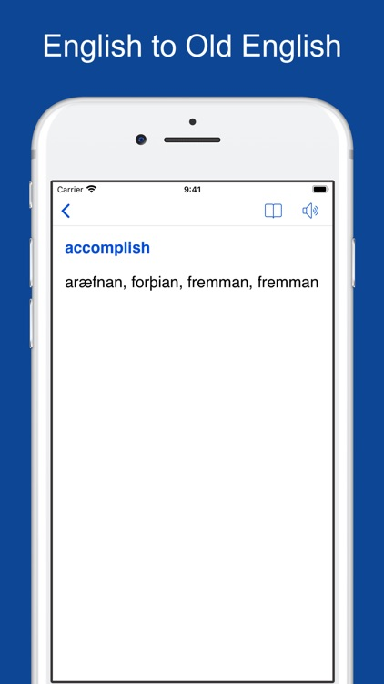 English-Old English Dictionary screenshot-6