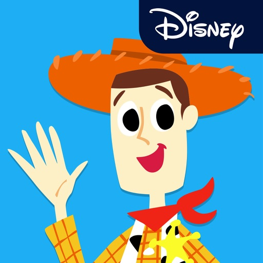 Pixar Stickers: Toy Story icon